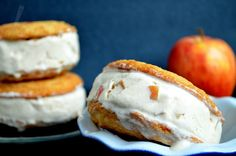 Apple Pie Ice Cream Sandwiches | Searching for Dessert