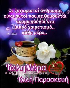 Good Night, Good Morning, Beautiful Pink Roses, Greek Quotes, Friday, Pictures, Gifts, Design, Nighty Night