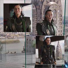 Loki screen