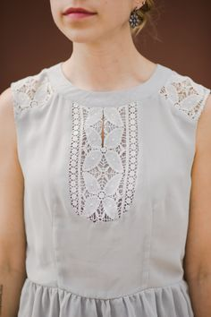 Love this top! Wish it would look cute on me!!