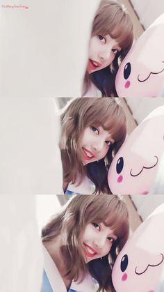 Lisa is sooo sweet Watercolor Wallpaper Phone, Lisa Blackpink Wallpaper, Yg Entertainment, South Korean Girls, Korean Girl Groups, K Pop, Rapper, Divas, Black Pink Kpop