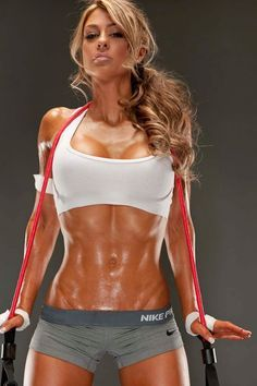SHRED fat and build lean muscle with this brand new, high-intensity workout program. It contains 3 different workouts — one for each part of the body. CRUSH IT.