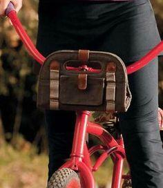 Po Campo bike bag. So cool!