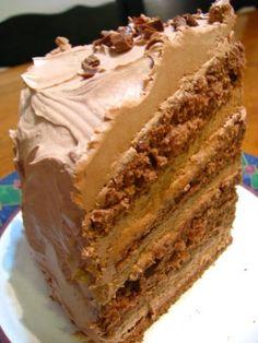 Chocolate Torte cake.... sounds like a must try!