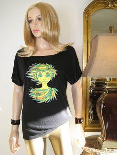 と素敵な材料から作られた素晴らしいスタイルのトップス - 鮮やかな色で私たちの異なる若々しいと楽しいTシャツのデザインでクールでスタイリッシュな外観。ジム、ビーチ、キャンパスのために大きいまたはちょうどあなたの友人となごむ。 1をご希望の方あなたは誰を知っていますか! etsy.com/shop/AliceBrands stores.ebay.co.uk/ALICE-BRANDS alicebrands.co.uk