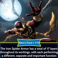 Marvel Facts, Marvel Vs, Marvel Memes, Marvel Dc Comics, Superhero Facts, Superhero Villains, Spider Man Facts, Spiderman Pictures, Iron Spider