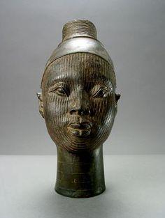 Ife kingdom  - Bronze bust