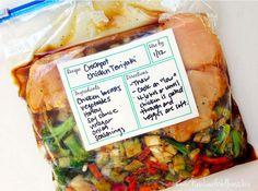 Crock Pot Chicken Teriyaki | 24 Dump Dinners You Can Make In A Crock Pot