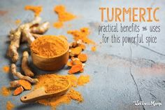 Benefits and uses of Turmeric