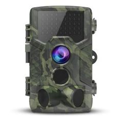 VICTONY Trail HD Wildlife Game Hunting Cam with Motion Activated Night Vision, Wide Angle Waterproof Wildlife Camera for Outdoor Surveillance Hunting Cameras, Hunting Gear, Home Video Surveillance, Night Vision Monocular, Trail Camera, Night Sights, Camera Reviews, Wide Angle Lens