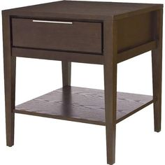 Manhattan Side Table with drawer