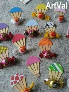 Kids Crafts, Crafts For Kids To Make, Summer Crafts, Preschool Crafts, Easy Crafts, Art For Kids, Diy And Crafts, Paper Crafts, Valentine Crafts For Kids