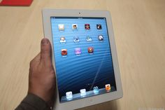 To Apple: Thanks for making my 'new iPad' obsolete