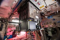 The Fluid Science Laboratory on the Space Station gets upgraded International Space Station, Space Photos, Times Square, Science, Astronomy, Astrophysics