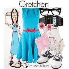 Image result for gretchen grundler costume