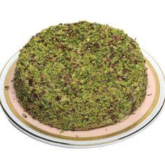 Torta al pistacchio di Bronte emascarpone