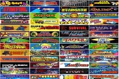 The Internet Arcade puts 900 classic games right in your web browser Internet, Bridge Game, Retro Arcade Games, Pizza And Beer, Vintage Video Games, Vr Games, School Games, Alternative News, Simulation Games