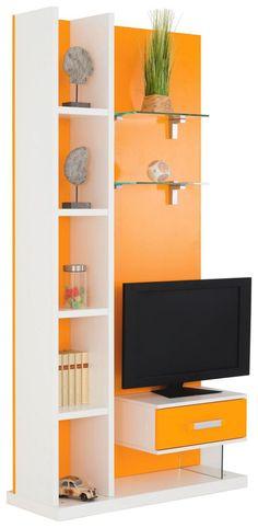 biblioth que salon conforama high glossy furniture pinterest tag re meuble rangement et. Black Bedroom Furniture Sets. Home Design Ideas