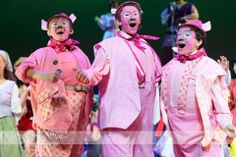 Shrek The Musical Three Little Pigs Costumes www.spotlight.org/rentals Available for rent!!