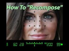 Recomposing!7D Focus Squares | 7 D Focusing Systems | Canon 7D Training DVD Video