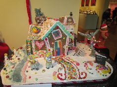 Gingerbread Village photo by Nicole