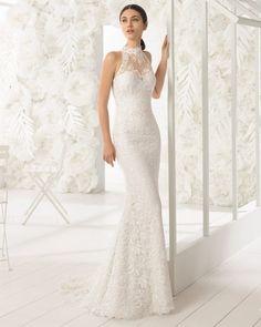 24997de3aab LIZ - 2018 Bridal Collection. Rosa Clará Soft Collection. Beautiful Wedding  GownsWedding ...