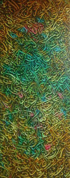 DesertRose/// beautiful calligraphy