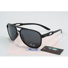 Cheap Oakley Daisy Chain Sunglasses matte black frames black lens | See more about daisy chain, black frames and matte black.