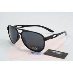 Cheap Oakley Daisy Chain Sunglasses matte black frames black lens | See more about daisy chain, black frames and matte black.