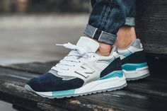 New Balance 998 'Winter Peaks' - EU Kicks: Sneaker Magazine