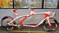 Specialized SHIV Tandem concept bike    December 18th, 2009 by Conrad Stoltz