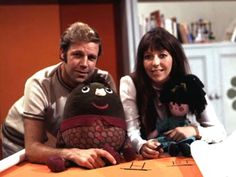 Playschool   Brian Cant and Chloe Ashcroft   1970s  http://www.bbc.co.uk/cult/classic/playschool/gallery/playschool6.shtml#