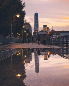 One World Trade Center reflections by @m3iir | newyork newyorkcity newyorkcityfeelings nyc brooklyn queens the bronx staten island manhattan