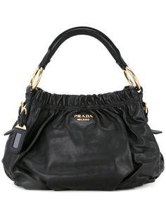 65680df5db77 Prada Vintage Logos hand bag