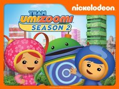 "Team Umizoomi Season 2, Ep. 1 ""Race Around Umi City"" Amazon Instant Video ~ Nickelodeon, http://www.amazon.com/dp/B00490037W/ref=cm_sw_r_pi_dp_Mtp-sb1H3ZTCK"