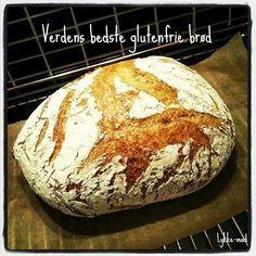 "Verdens bedste glutenfrie brød - ""Grydebrødet"""