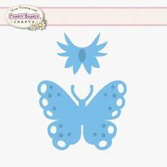 Marianne Design Creatables Dies - Layered Butterfly LR0153 - 20,50Lt