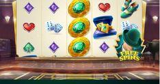 Lucky Mr Green Slot von Red Tiger Gaming im Test 2018 Tigers Game, Gaming, Free Slots, Slot Machine, Green, Arcade Game Machines, Videogames, Games, Arcade Machine