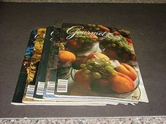 5 Issues Gourmet Magazine July - September, November - December, 1980  Total Inventory Of Five To Ten Million Items Featuring Comic Books; Magazines; Books; Brewermania;  Calendars; Catalogs; CGC Graded Comics; Entertainment Memorabilia; Glass Including Chihuly; Fenton;  Murano; Posters; Programs; Records; Reference Pubs; Sports Memorabilia; Toys; Trading Cards & More.