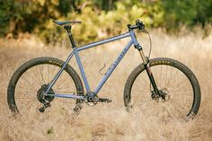 Aaron's Stinner Fundero 29'r Hardtail MTB with SRAM XO | The Radavist