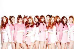 Cosmic Girls drop group photo before debut | allkpop