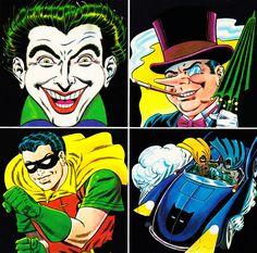 Children's Treasure Of Batman Musical Stories (back)