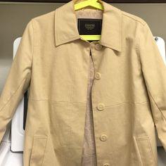 Ladies Coat from Coach Classic-looking Ladies Coat. Coach Jackets & Coats