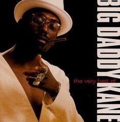 Big Daddy Kane - The Very Best of Big Daddy Kane (CD)