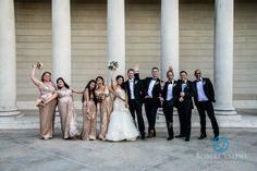 Legion of Honor Wedding Photos by Robert Valdes Photography San Francisco, California http://www.robertvaldesphotography.com/legion-of-honor-wedding-photos/