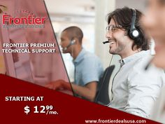 -based Frontier Premium Technical Support agents have the know-how to help with any digital technology and software challenges and keep your devices protected with online security. Frontier Communications, Online Security, Tech Support, Digital Technology, How To Know, Software, Challenges, Good Things, Best Deals