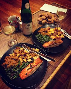 Sending off 2015 with a good meal and a good time #food #byebye2015 #ohhello2016