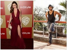 Estilo Sexy (preza a sensualidade, gosta de chamar atenção para o corpo)  Personalidades: Miranda Kerr e Jesus Luz #trendfall2015 #unatrend2015 #sexy #corpo #sensualidade #estilosAICI