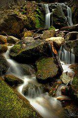 Featured Art - Waterfall - Naramata DSC0056-001 by Guy Hoffman