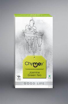 Chymey Jasmine Green Tea